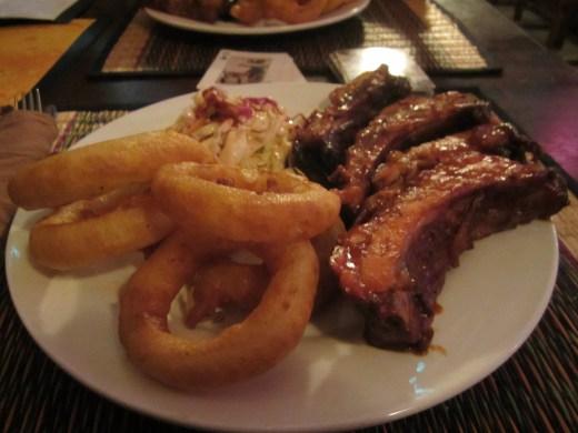 pork ribs cambodia