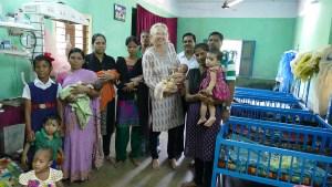 Adoptionszentrum von Banabasi Seva Samiti, Balliguda (Foto: C.M.)