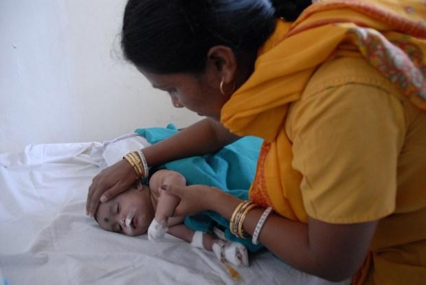 Nach der Operation, die Familie war erleichtert (Foto: C.M.)