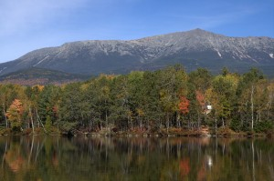 Togue Pond, Baxter State Park, ME
