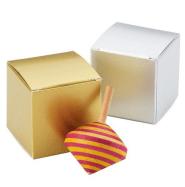 metalic gift box resources