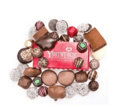 Yummies chocolates