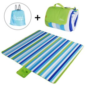 Picnic friendly blanket