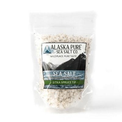 Sitka Spruce Tip flake salt