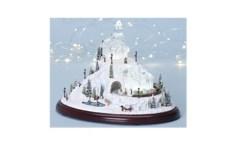 Animated Christmas Village