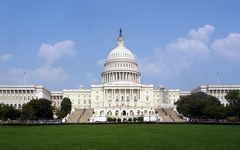 Three days in Washington DC
