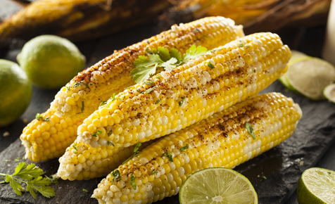 Spice up your corn