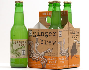 Maine Root Ginger Beer