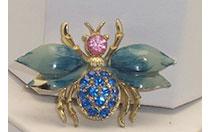 Bug-Jewelry---Enamel-Bug-brooch
