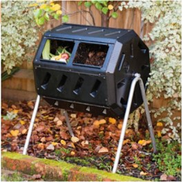 outdoor food compost