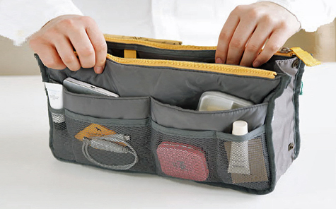 Dopp kits, cosmetic bags