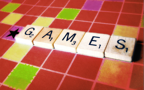 Family Games Over the Holidays