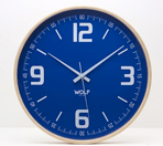Wall-Clocks---Wolf-21'-Moderne-round-clock