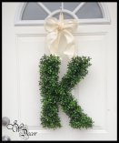 Great gifts - Personalized Wreath