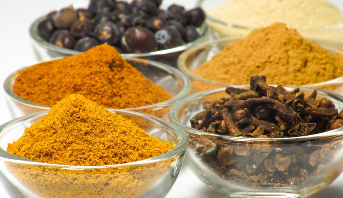 Spice mash-ups