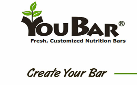 fresh customized nutrition bars