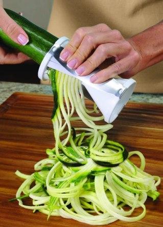 SimpliFine Vegetable Slicer Mandoline and Chopper