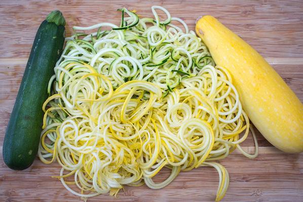 vegetables noodles