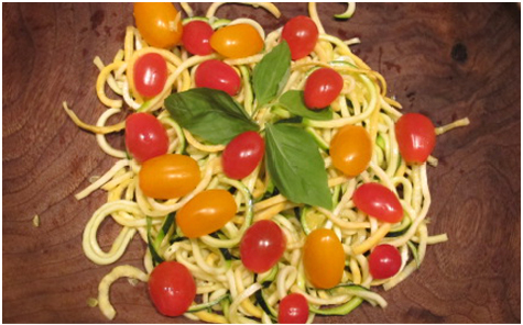 spiralizer vegetables