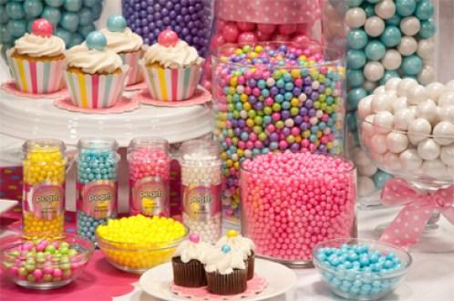 Candy Buffet, Baby Shower