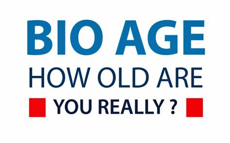 Your biological age, and how to improve it