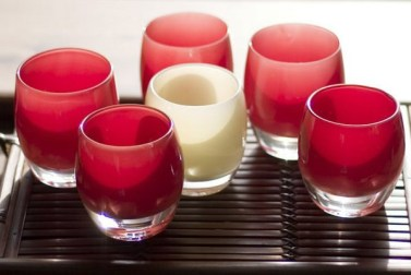 Better life with Glassybaby glasses