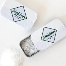 Stocking gifts, travel salt