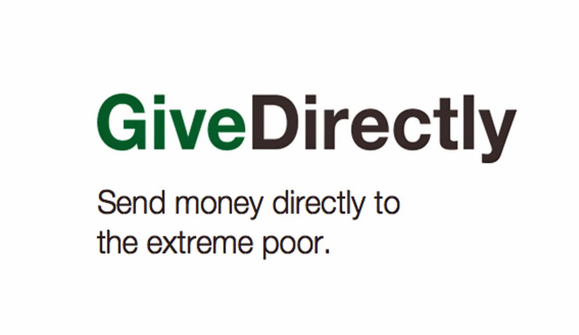 GiveDirectly – A Novel Approach to Giving