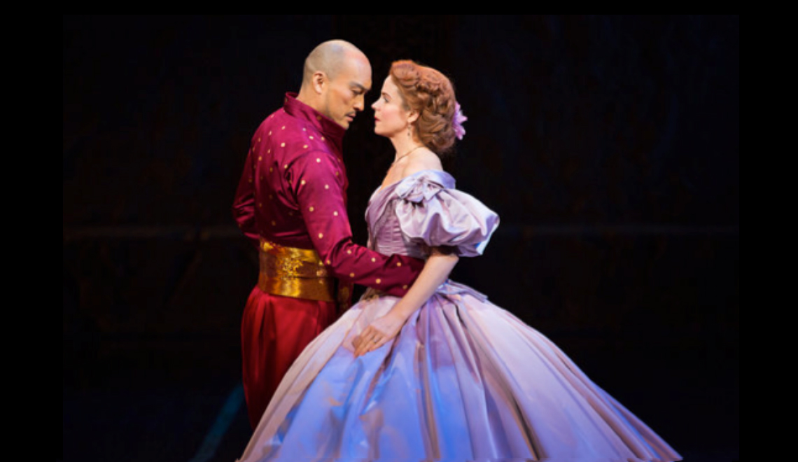 See The King and I: A Revival at Lincoln Center, New York City