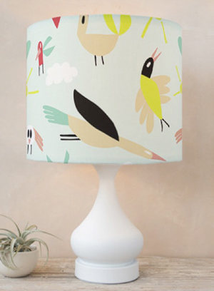 Feather party · lampshades minted com feather party sm