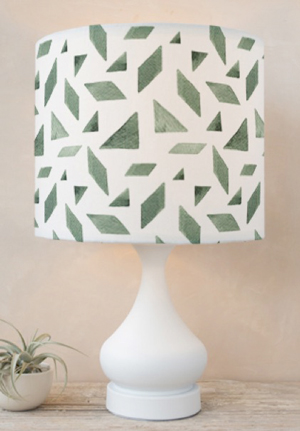 Geopodge · lampshades minted com geopodge lampshade sm