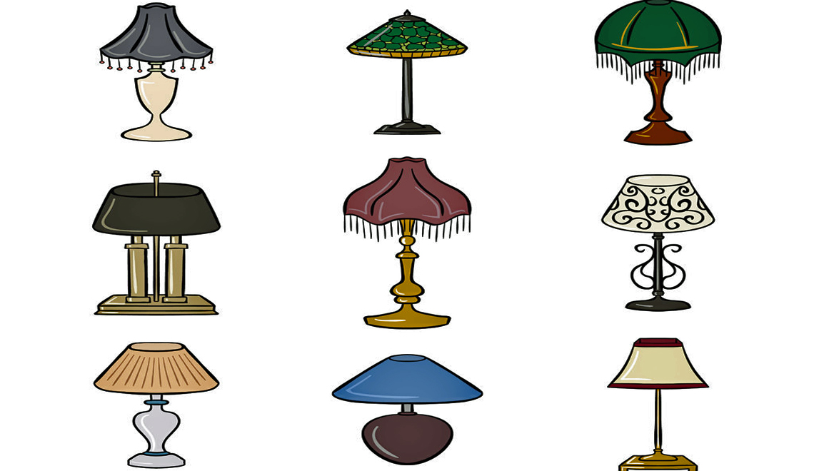 Fun and creative new lampshades for spring a sharp eye fun and creative new lampshades aloadofball Images