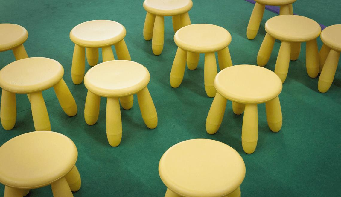 low stools