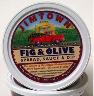 Snacks for Summer - Jimtown olive spread