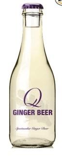 Snacks for Summer - Q sparkling drinks