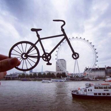 paperboyo-paper-cutout-photographer---London-Eye