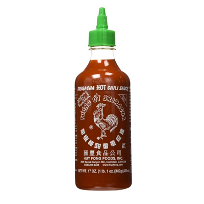 Stocking-an-Asian-Pantry---Huy-Fong-Sriracha-Sauce