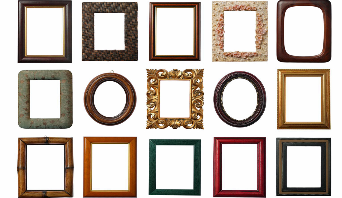 Online Custom Framing - Affordable and Quick - Sharp Eye