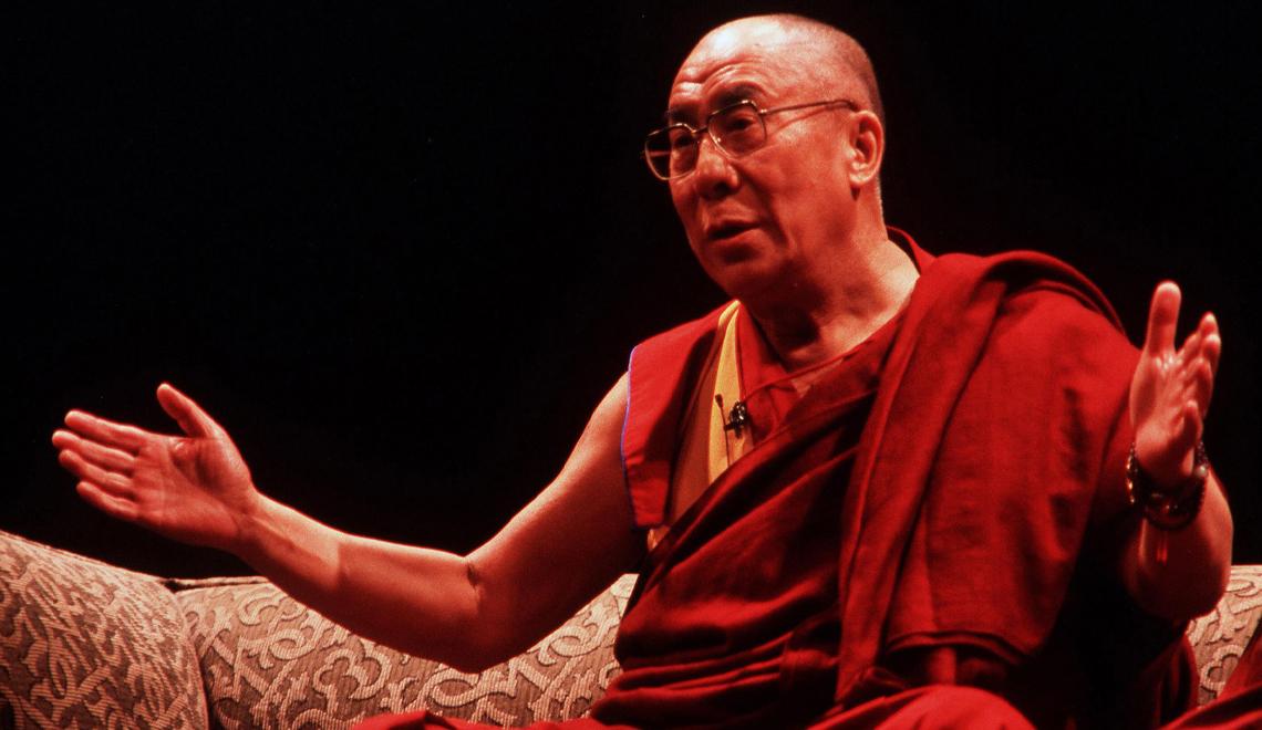 Dalai Lama's Atlas of Human Emotions