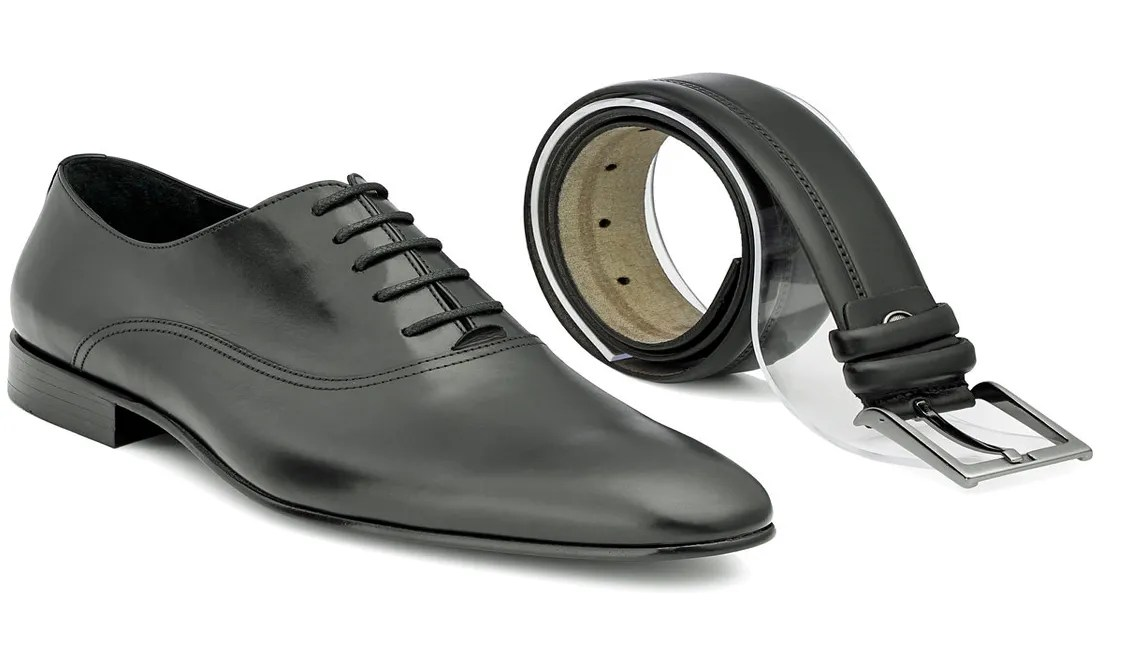 Do Mens Belts And Shoes Have To Match A Sharp Eye