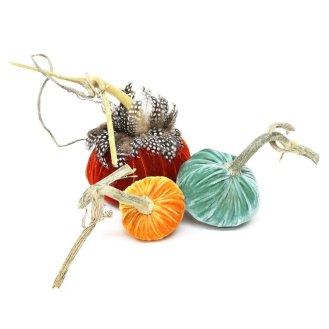 Fall Decorative pumpkins