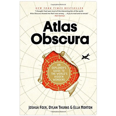 Atlas Obscura travel