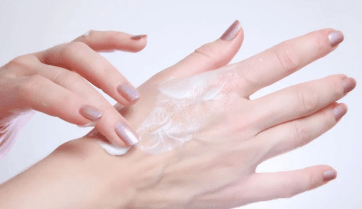 Soothing hand cream