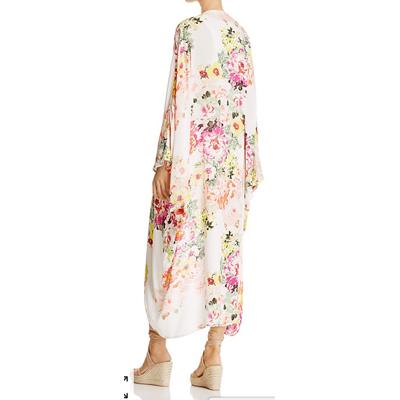 Floral Kimono Style robe