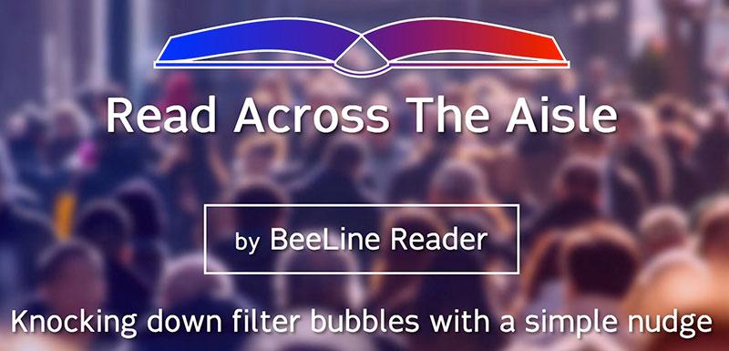 BeeLine Reader, bursting filer bubbles