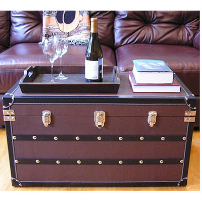 multipurpose steamer trunk