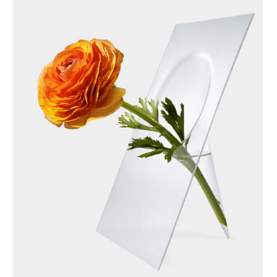 vanishing bud vase