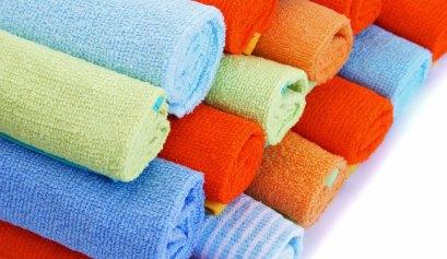 Chic beach towels