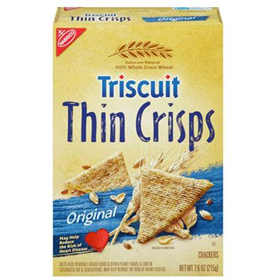 Triscuit this crisps summer snacks