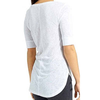 Athleta white t-shirt